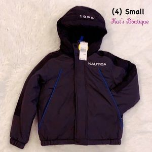 Nautica Boys 3-in-1 Jacket Size: (4) Small